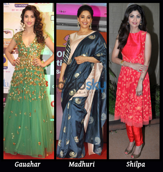 VOTE: Best Dressed Celebrity Of The Week