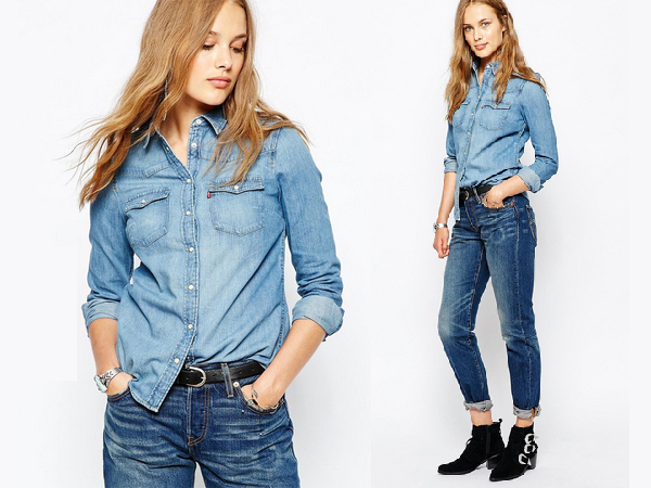 Denim Fashion For Women