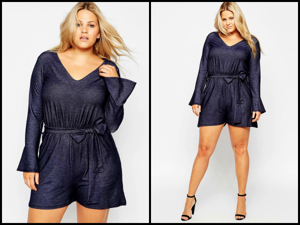 Playsuits In Trend 2015