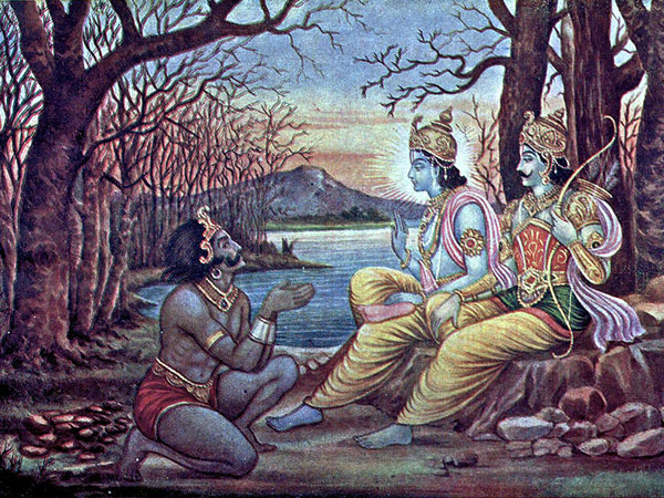 the mahabharata a brahminical struggle for Myth and reality of mahabharata and the final struggle in the epic was between the patriarchal combined dualism and the brahminical monist in itself.