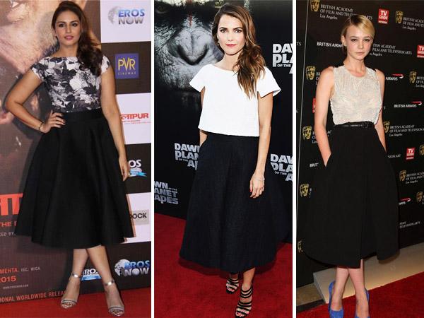 Girly Ways To Wear Midi Skirts This Season - Boldsky