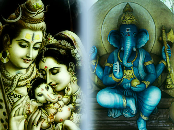 Why Gowri Come First Before Lord Ganesha