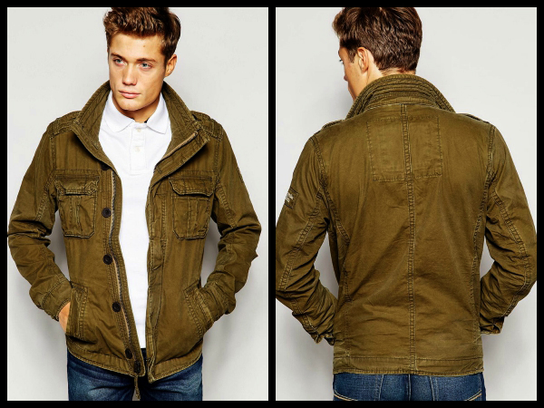 Military Green Fashion For Men