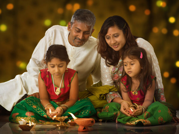 Why Celebrate Festivals With Kids?