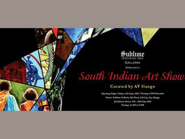 Art Events In Bangalore