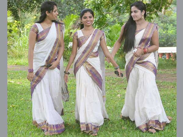 How To Dress For Onam
