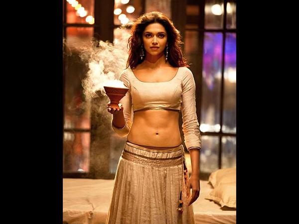 Inspirational Designs Of Anju Modi For The Movie Ram Leela