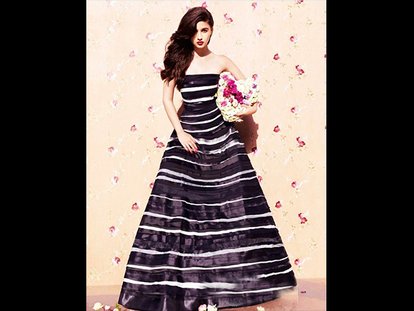 Alia Bhatt's Signature Look