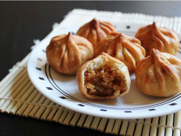 Taste The Different Types Of Modakas