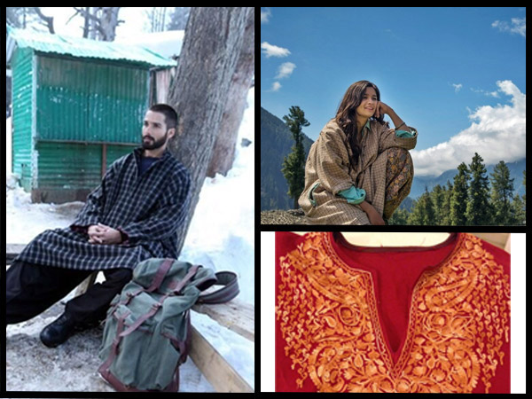 Wardrobe Essentials Of A Kashmiri