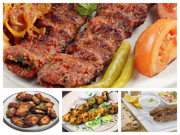 Kebabs To Try On A Holiday | Kebab Recipes To Try | Kebab Recipes | Easy Non Vegetarian Recipes To Try At Home