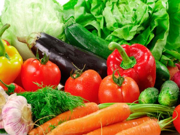 Овощная диета для похудения: меню на 7 и 10 дней, рецепты