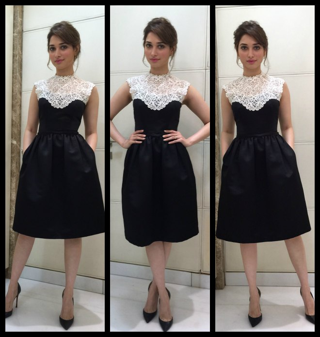 Tamannaah Bhatia In Meher And Riddhi