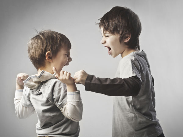 How To Deal With Fighting Siblings