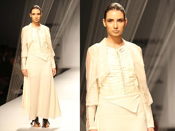 Vaishali Graces AIFWSS With Finesse
