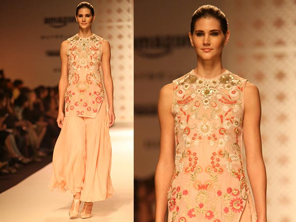 Kavita Bhartia's Sublime Collection,AIFW