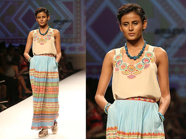 Tanvi Kedia Fashion Show