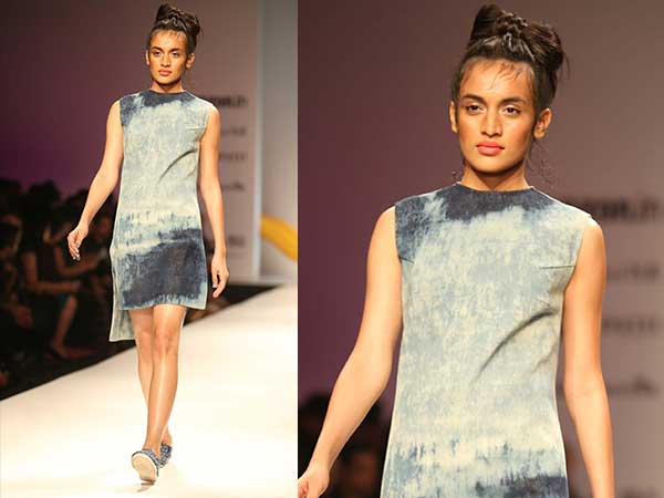 Ashish Soni Revels In Contemporary Couture, AIFW2016