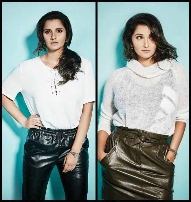 Sania Mirza On Juice October Cover