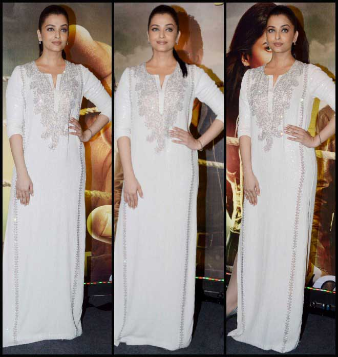 Aishwarya Rai In Monisha Jaising