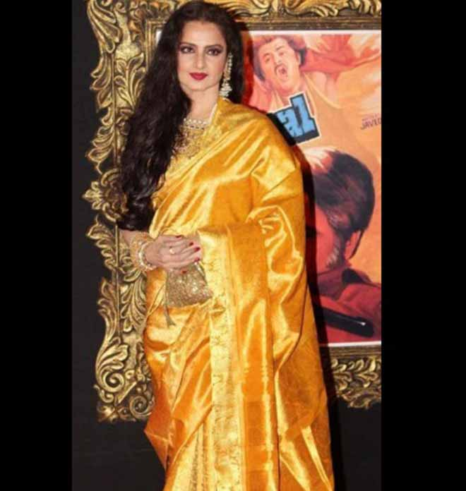 Rekha's 61ST Birthday