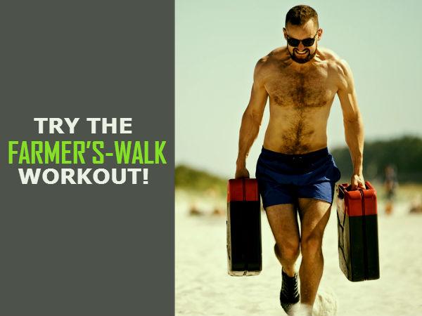 how to do farmers walk