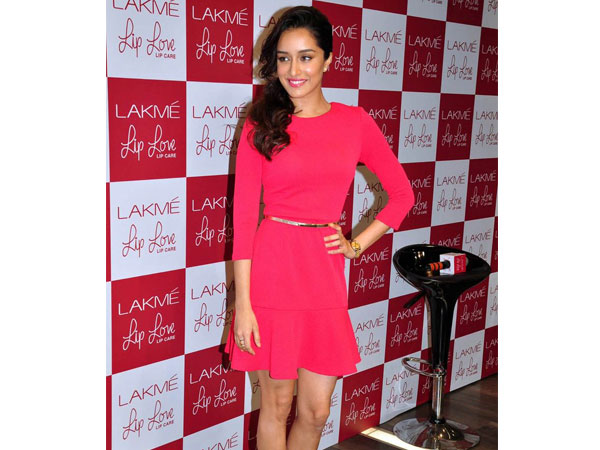 Shraddha Kapoor In Pink