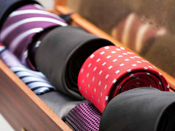 Grabatology: Passion Of Collecting Ties