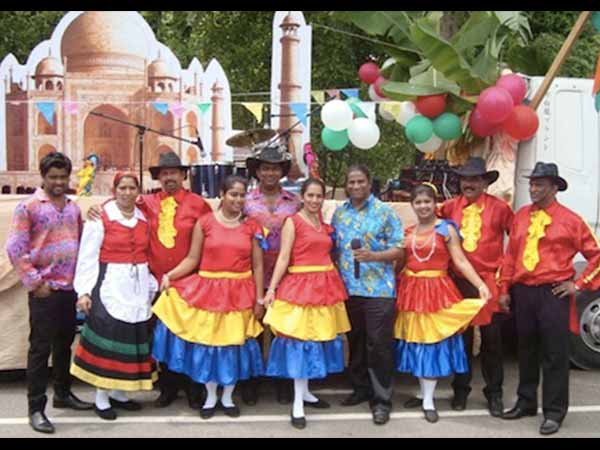 Goa: The Town Of Pethani And Portuguese Gowns