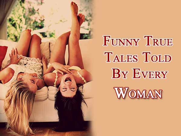 Funny Tales Told By Indian Women | Funny Tales That Are True | Grandma Tales That Are True
