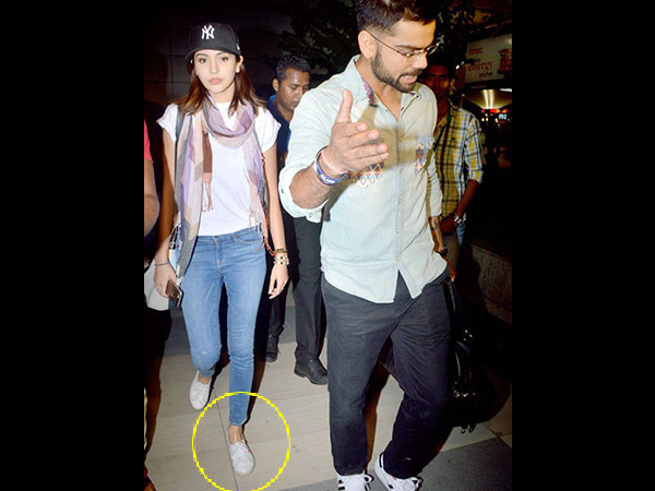 Bowled Over Sneakers - Anushka Sharma