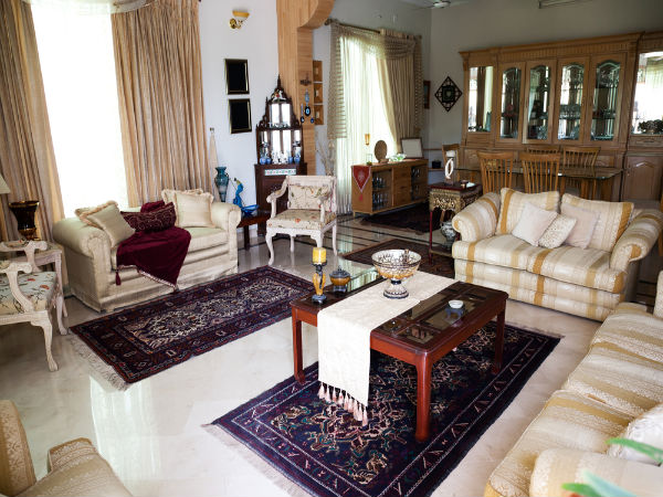Simple Ways To Add Glamour To Your Home | Add Glamour To Your Home | Home