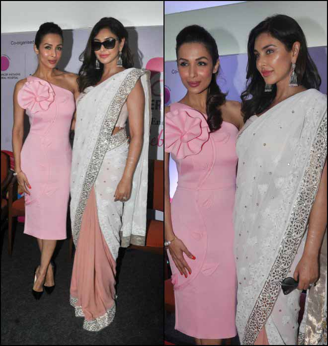 Malaika Arora Khan And Lisa Ray