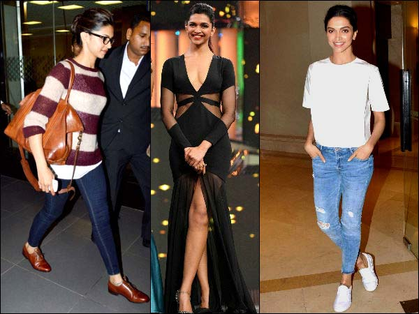 6 Wardrobe Essentials By Deepika Padukone - Closet Confessions