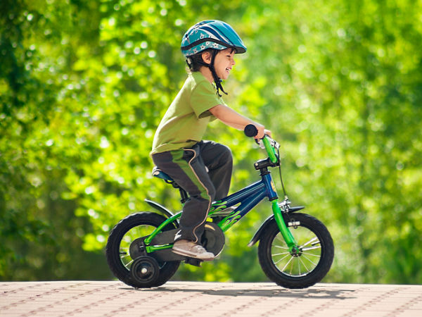 How To Teach Your Child To Ride A Bicycle
