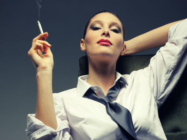 How Smoking Steals Your Beauty