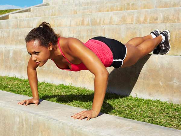 Stairs Exercises You Should Do During The Day To Lose Weight