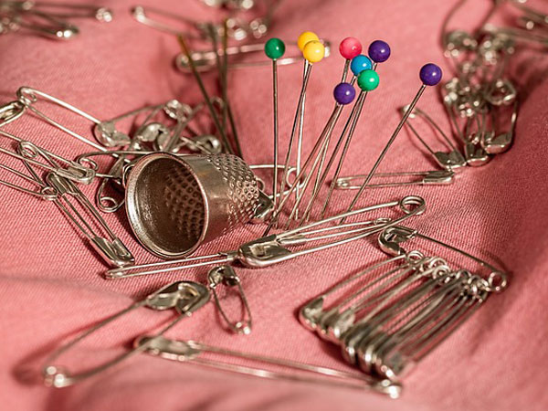 Ways To Use Safety Pins