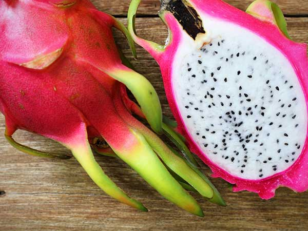 dragon fruit benefits is it healthy to only eat fruit