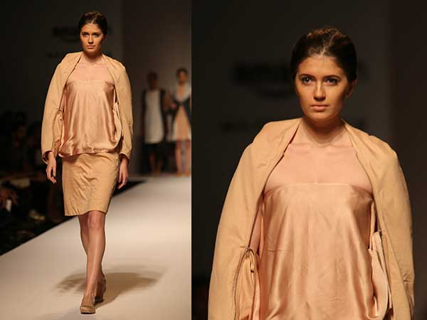 DRVV Gracing The Stage At AIFW