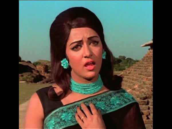 Hema Malini's Best Look