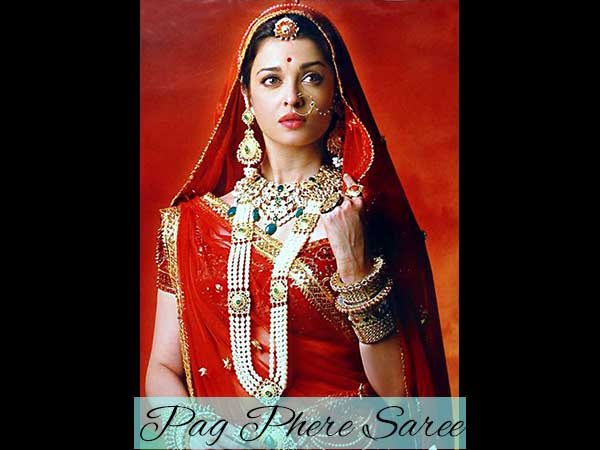 Brides! Wed Like Jodha