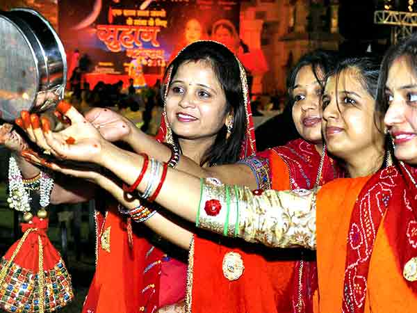 Health Tips For Married Women On Karva Chauth