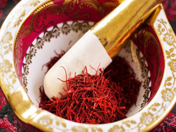 benefits of eating saffron during pregnancy  boldsky