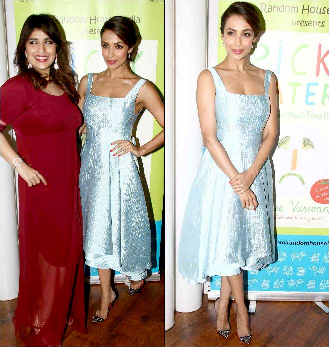 Gorgeous Looks Of Malaika Arora Khan In Turquoise Gown