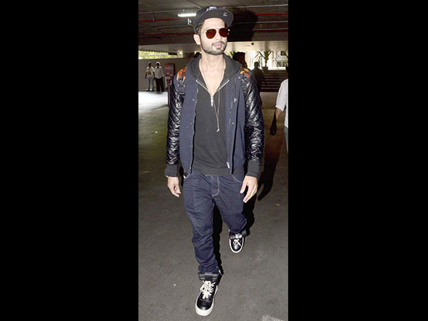 Shahid Kapoor Fancies For Baggys Pants
