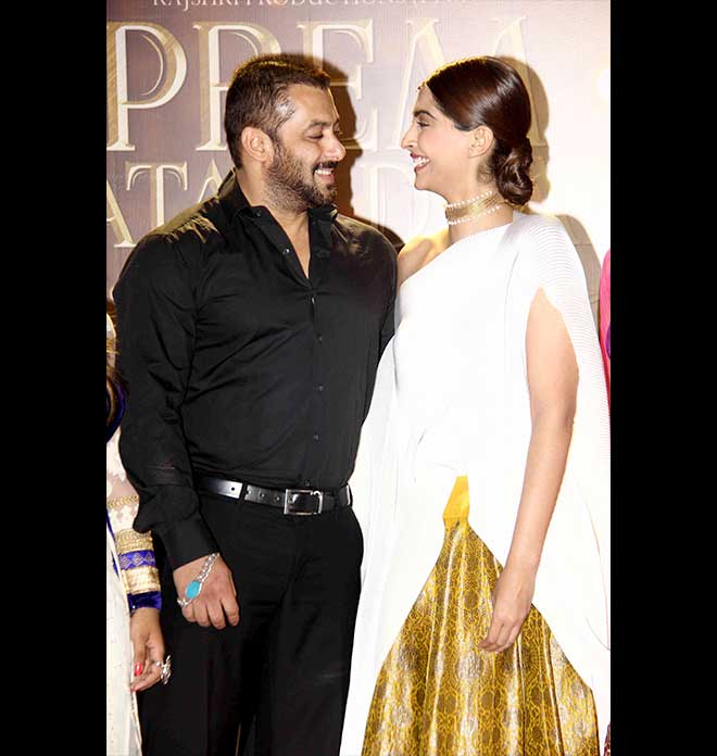 Check Out: Sonam's And Salman's Wardrobe