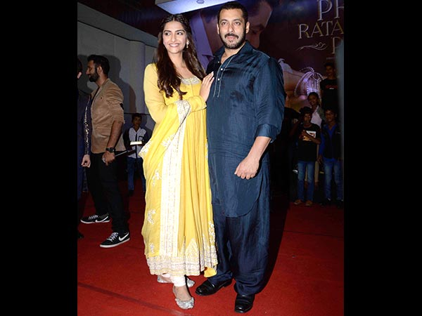 sonam and salman relationship questions