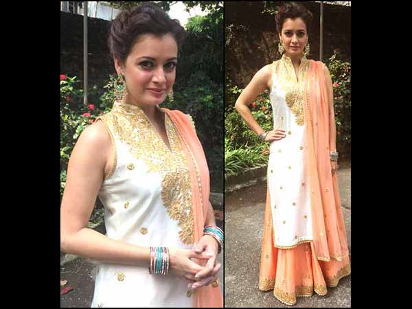 Star Signature Style: Dia Mirza's Connection With Ethnic Attires