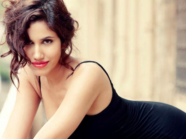 Sonnalli Seygall On The Cover Of FHM India